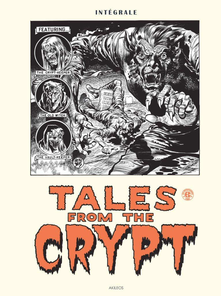 Tales from the Crypt – Intégrale - couverture
