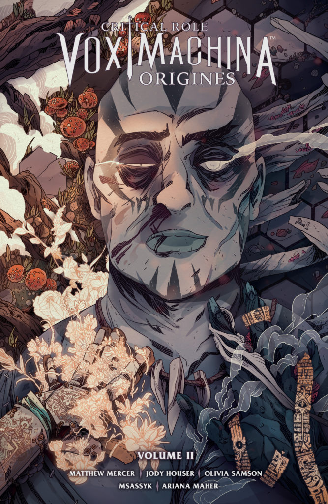 Critical Role Vox Machina – Origines, T.2 - couverture