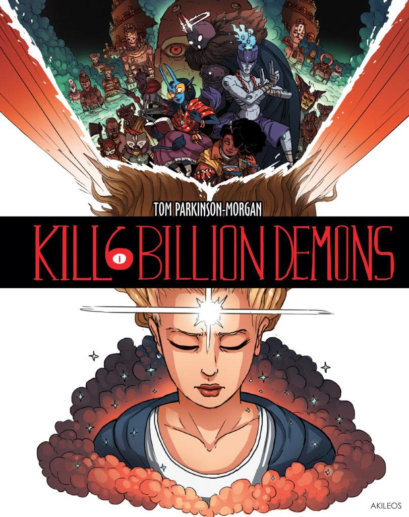 Kill 6 Billion Demons, T1 - couverture